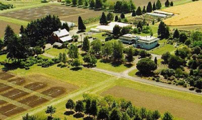 WEB IMAGE - The North Wilamette Research and Extension Center in Aurora offers tours of its facility at the end of each month through the summer.