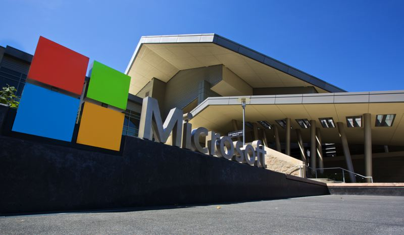 COURTESY PHOTO: MICROSOFT CORP. - Washington's Microsoft says it will reorganize and restructure operations to cut 3,000 jobs, including closing its Wilsonville plant.