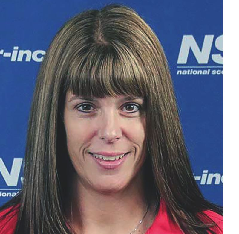 SUBMITTED PHOTO - Jackie Arnold was named the new North Marion head volleyball coach.