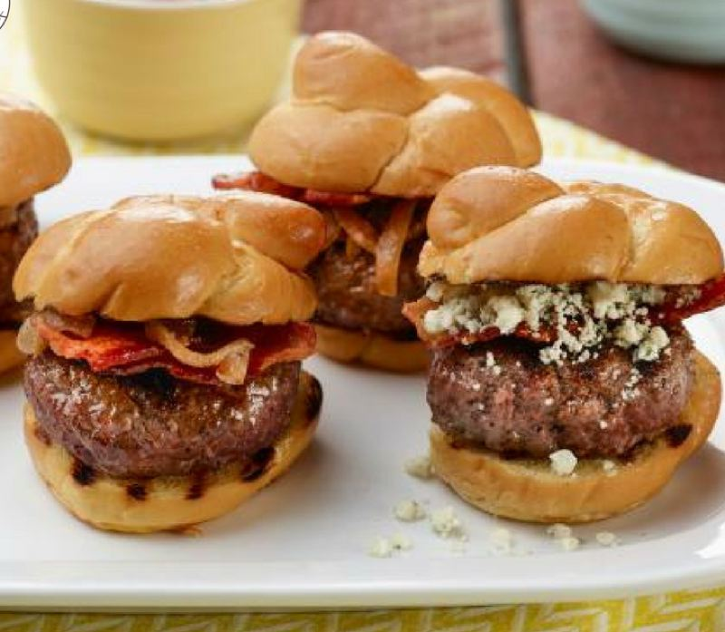 COURTESY PHOTO - Home Plate Sliders will make the scene Saturday at Celebrate Hillsboro as one of many food vendors.