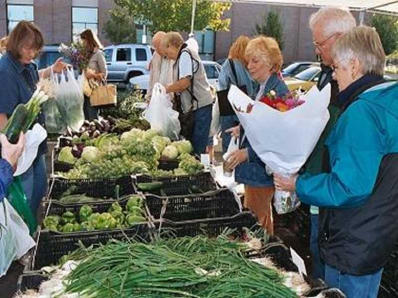 PHOTO COURTESY OF BEAVERTON FARMERS MARKET - Beaverton Farmers Market features a variety of vendors, music and regional treats.