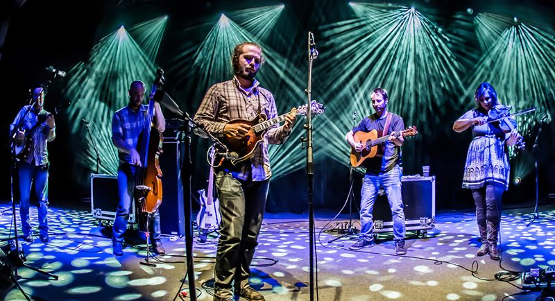 COURTESY: NW STRING SUMMIT - Yonder Mountain String Band is the host for Northwest String Summit, which celebrates its 15th year.
