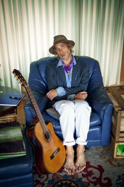 COURTESY PHOTO - Beaverton-bred Todd Snider returns to the Northwest String Summit, where 'if you're a hippie, it's a good place for a musician.'