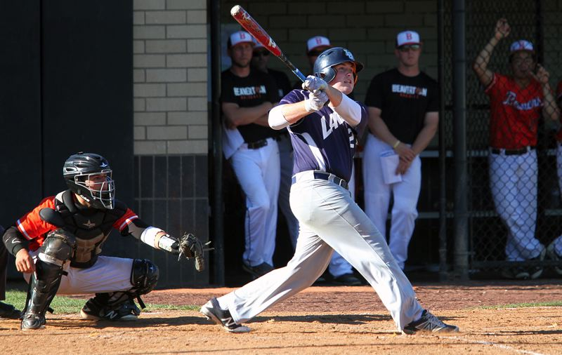 REVIEW FILE PHOTO - Lake Oswego junior outfielder Sam Haney was named to the second team in the recently released Class 6A all-state baseball listings.