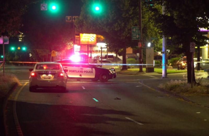 Pamplin Media Group - Pedestrian hit and killed in Southeast