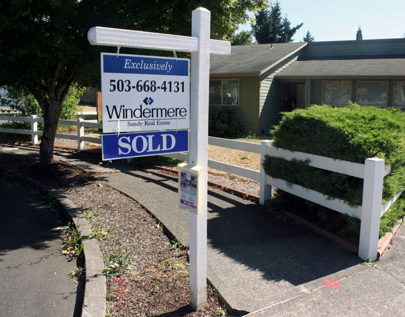 PAMPLIN MEDIA GROUP FILE PHOTO - Portland is one of the hottest real estate market in the nation, along with Denver and Seattle. Homes for sale in the Rose City often were snapped up within a week, according to one report.