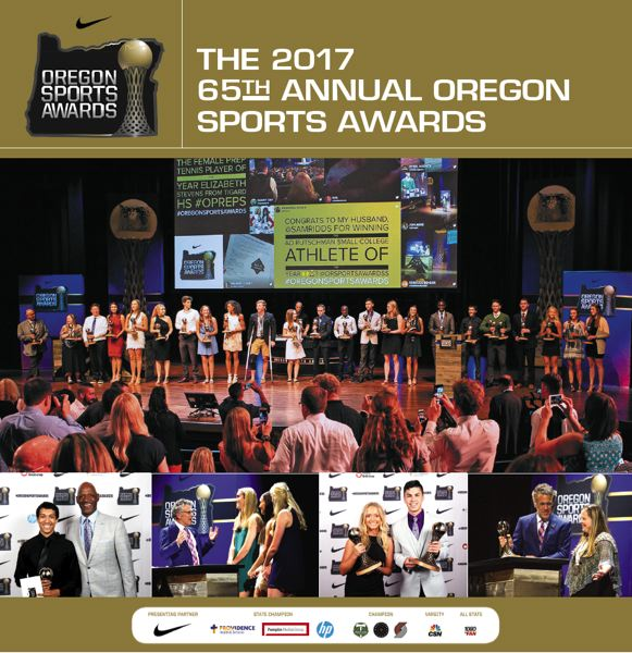 (Image is Clickable Link) Oregon Sports Awards 2017