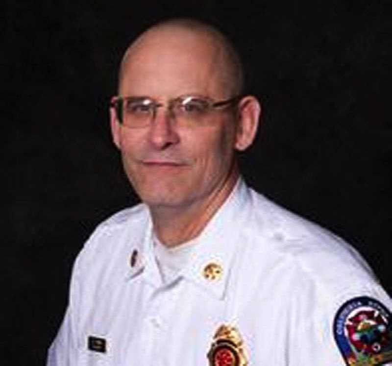 FILE PHOTO - Ron Youngberg is a former division chief with Columbia River Fire and Rescue who retired in January 2016 following an internal investigation that sustained numerous claims of harassment and mismanagement against him. Youngberg, who was in charge of CRFR operations, was never disciplined for offenses alleged in the report, instead opting to retire. CRFR administrators at the time withheld the report from the public, claiming it was an attorney-client priveleged document.
