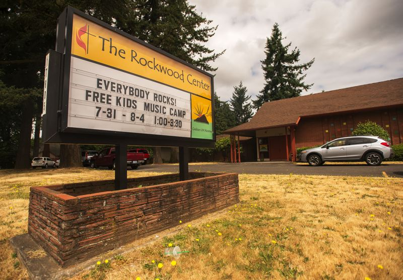 OUTLOOK PHOTO: JOSH KULLA - The Rockwood Center will house two Head Start preschool classrooms and whatever classes, events and activities the community needs