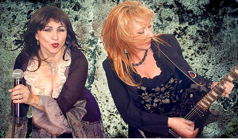 COURTESY PHOTO - Heart tribute band Barracuda will return this year, along with their companion band All Fired Up, a Pat Benatar tribute band.