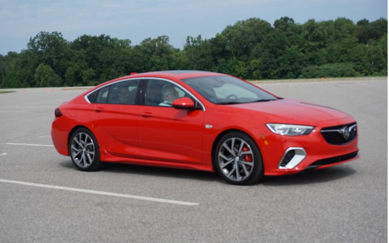 PORTLAND TRIBUNE: JEFF ZURSCHMEID - The star of the Regal lineup is the all-new Regal GS. The GS is based on the Sportback body and powered by a 3.6-liter V6 engine rated at 310 horsepower and 282 pound-feet of torque.