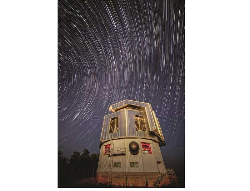 SUBMITTED PHOTO - The director of Lowell Observatory in Flagstaff, Arizona, will speak about the universe July 19, at 6 p.m., at the Madras Performing Arts Center. The event is free and open to the public.
