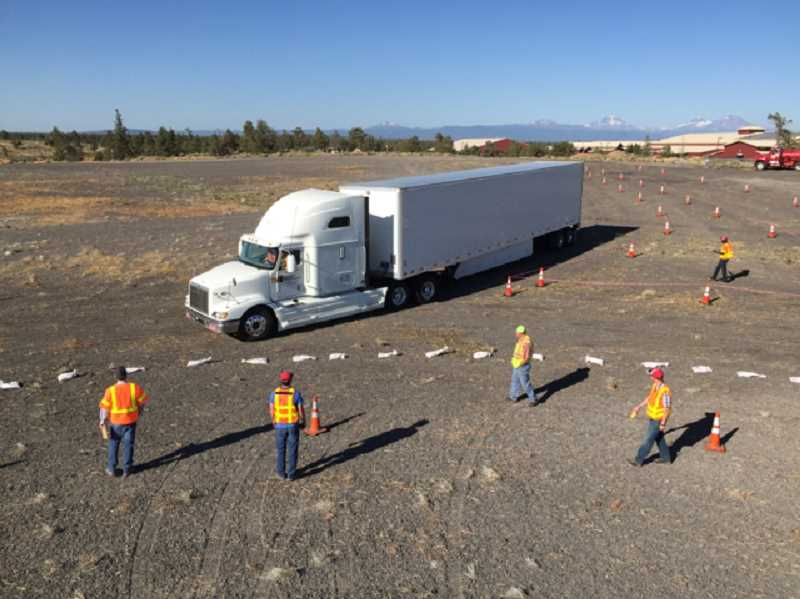 PHOTO COURTESY OF MIKE DARLING/ODOT