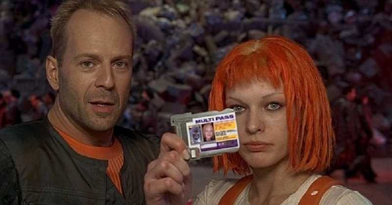 PUBLIC DOMAIN - The cult-classic SciFi movie The Fifth Element is one of manybeing served up at the 2017 OMSI SciFi Film Festival right now and in the days ahead.