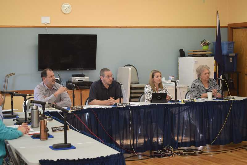 FILE PHOTO - Molalla's City Countil meets tonight, July 26.