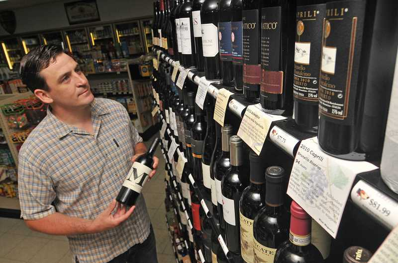 Mark Wirtala and his wife, Samira, are both sommeliers and enjoy fine wines. They have stocked Mt. Park Market with a great selection of wines, and host a Friday evening tasting each week. Stop in.