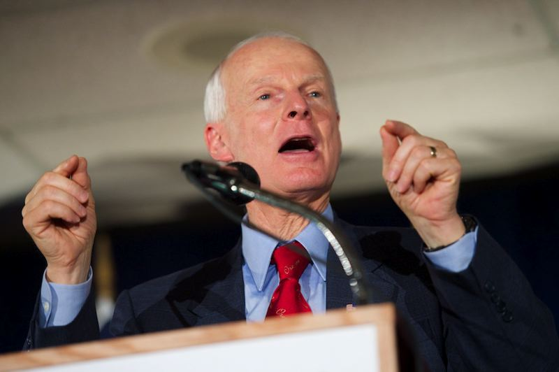PAMPLIN MEDIA GROUP FILE PHOTO - Secretary of State Dennis Richardson said Thursday, July 27, that he would alter a policy on selling voter registration information after a request for information from a presidential voter integrity commission.