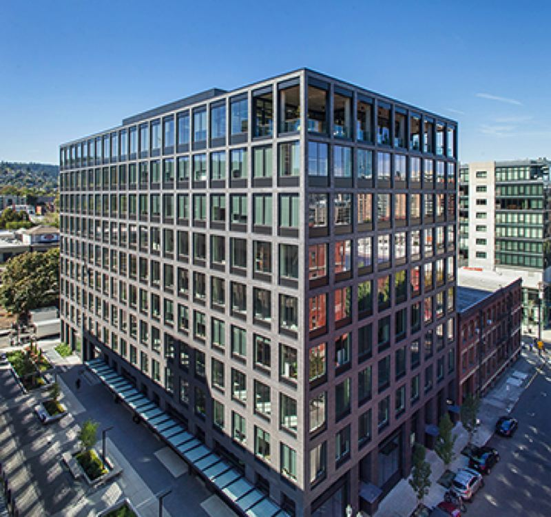 SUBMITTED: HFF - Pearl West was the first new office building to be built in Portlands Pearl District after the Great Recession.