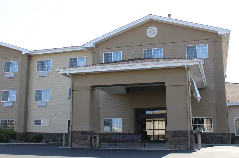 JASON CHANEY - Stafford Inn is one of 12 motels in Oregon investigated by Attorney General's Office.