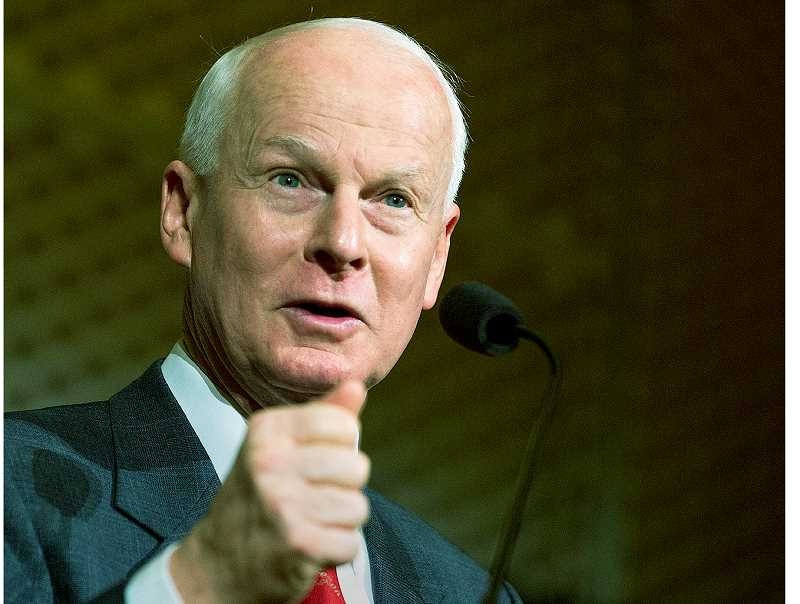 PMG FILE PHOTO - Oregon Secretary of State Dennis Richardson said last week that he plans to change the type of voter registration information that is publicly available after receiving a request from the federal election integrity commission.