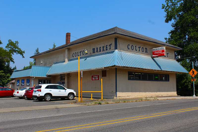 PIONEER PHOTO: KRISTEN WOHLERS - The Colton Market is located at 20867 S. HWY 211 in Colton.