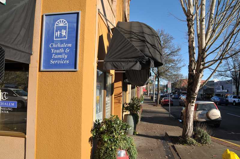 GRAPHIC FILE PHOTO - The Chehalem Counseling Center, a subsidiary of Chehalem Youth and Family Services, closed its doors in July after losing contracts to serve patients on the state's health care plan.