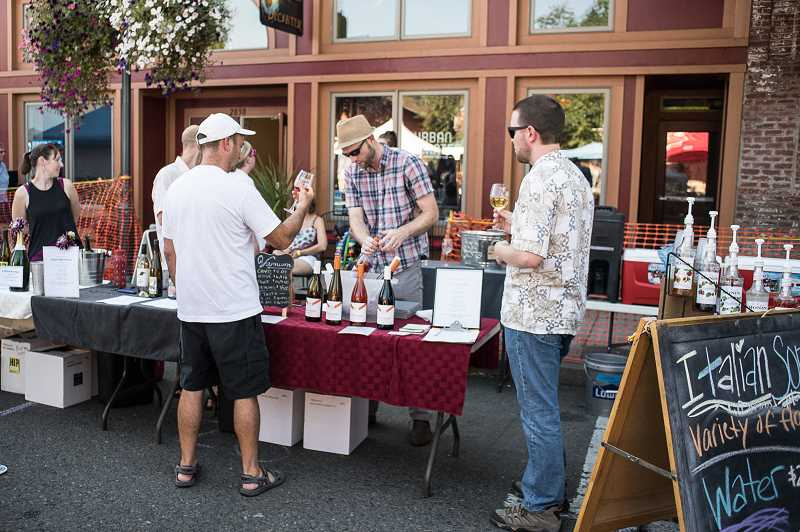 FILE PHOTO - Local wineries and micro-breweries will be on hand at UnCorked to offer a variety of pours.