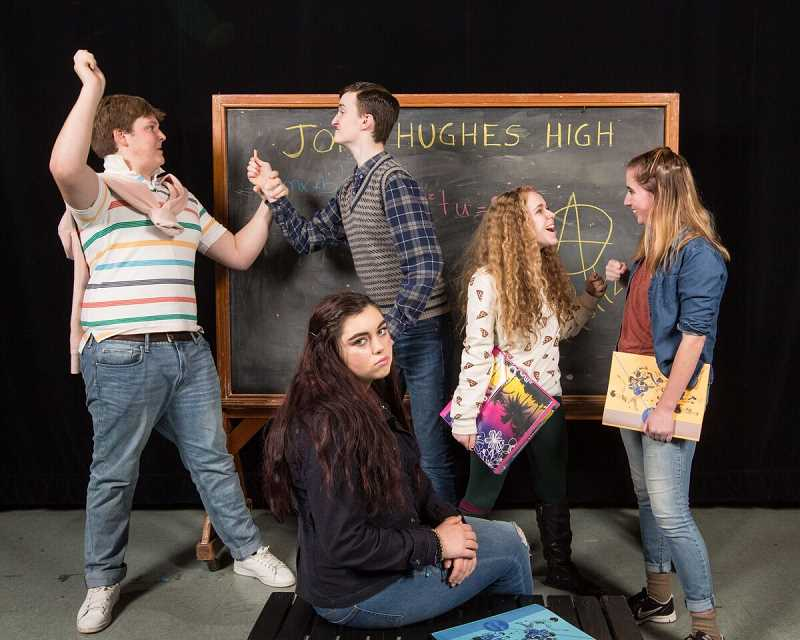 "COURTESY STAGED! CONSERVATORY - Staged! Conservatory invites Portland area teens to audition for ""1980's Teen Musical"" next week."