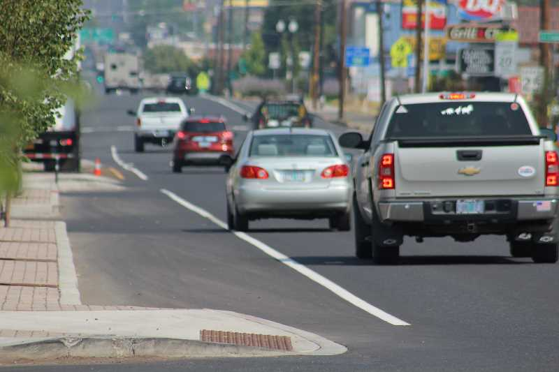 HOLLY M. GILL - The busy U.S. highways 97 and 26, which pass through the center of Madras, have been the focus of at least two years of planning by the Oregon Department of Transportation, the city of Madras, and others coordinating events in and around the community.
