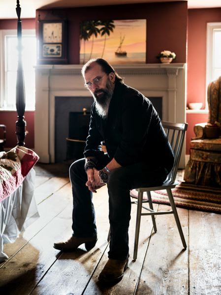 CONTRIBUTED: WARNER BROS. RECORDS - Steve Earle eschewed the mainstream country music stardom he achieved in the mid-1980s for a prolific and respected career as an Americana-oriented singer/songwriter with a broad fan base. He'll visit Portland's Revolution Hall on Monday night, Aug. 14.