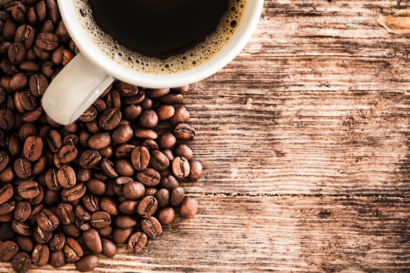 DREAMSTIME - New study shows daily coffee drinking my not be all that bad.