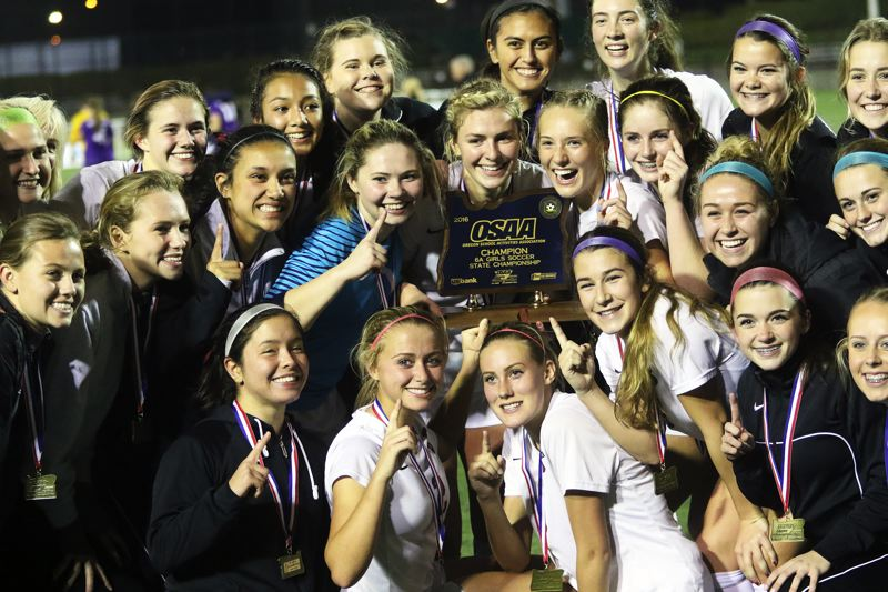 DAN BROOD - The Sherwood High School girls soccer squad, after winning the school's first Class 6A state team championship in 2016, will be looking to defend its title this season.