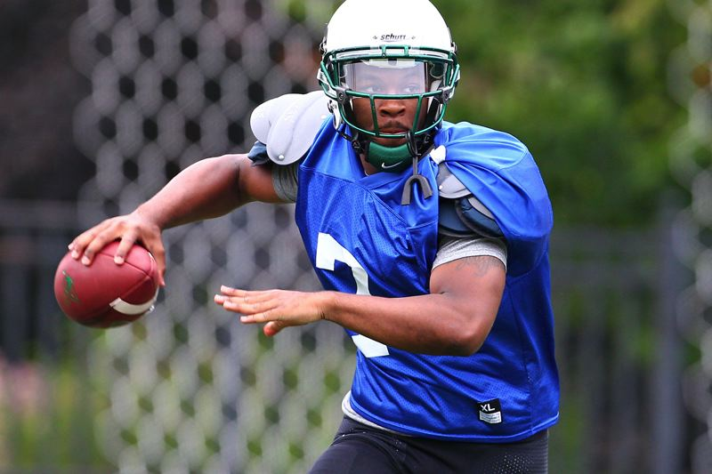 COURTESY OF PORTLAND STATE ATHLETICS - Jalani Eason has been named PSU's starting quarterback