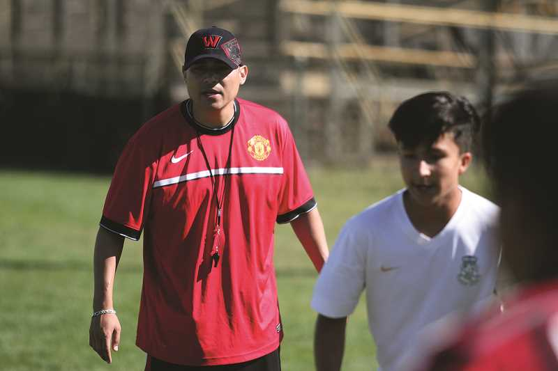 PHIL HAWKINS - First-year head coach Leroy Sanchez went through a similar rebuilding process with the Bulldogs in 2014, when the team graduated the majority of its starting lineup in the spring only to make a run to the state championship in the fall.