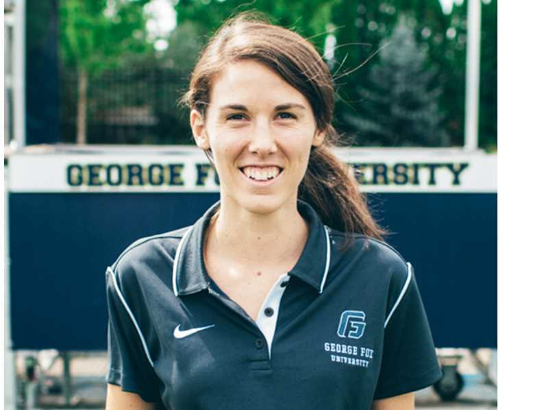 GFU PHOTO - George Fox announced last week that it has hired Katie Mastropaolo as the new women's lacrosse coach. As a player, Mastropaolo was a first-team NCAA Division III All-American defender at Mary Washington University.