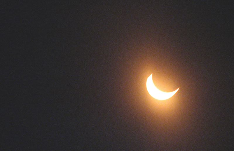 PAMPLIN MEDIA GROUP FILE PHOTO - The solar eclipse was good business for the Oregon Liquor Control Comission.