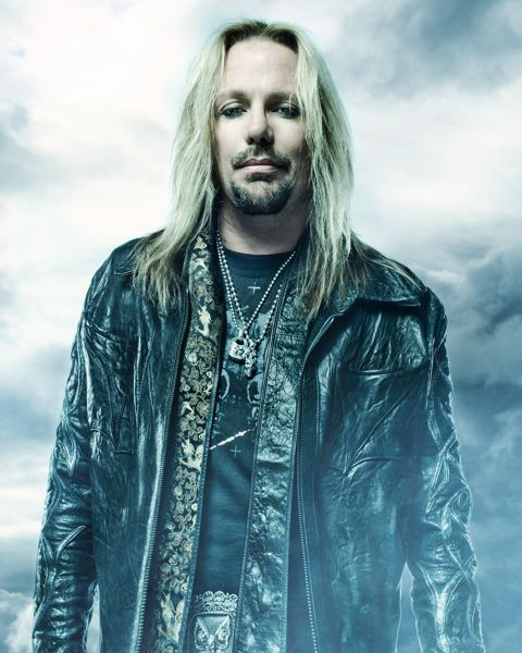 COURTESY PHOTO - Vince Neil, singer of Motley Crue, appears at the Oregon State Fair.