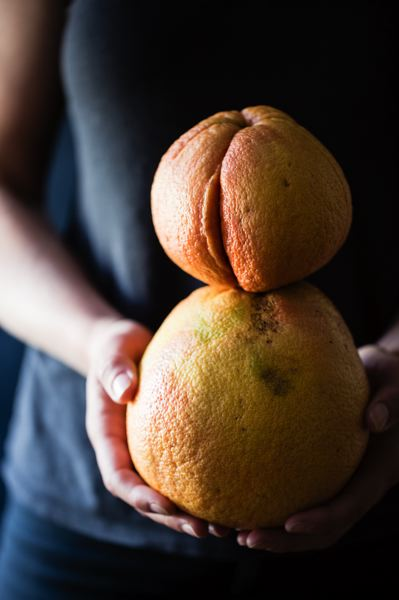 COURTESY: IMPERFECT PRODUCE - Many farmers let blemished fruits and vegetables go to waste. Imperfect Produce hopes to reduce that, cutting carbon emissions as a result.