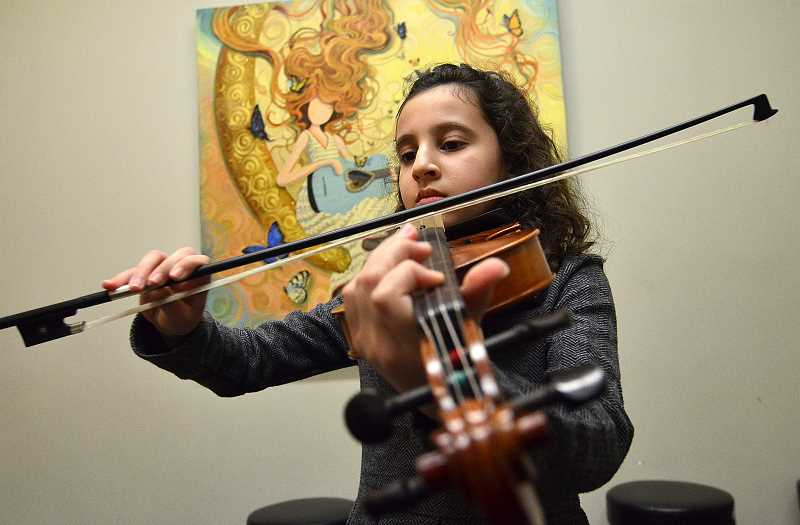 PAMPLIN MEDIA GROUP FILE PHOTO - West Linn's Youth Music Project aims to provide music education for all, regardless of financial situations.