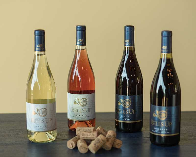 SUBMITTED PHOTOS  - Barb Randall suggests you use the Labor Day weekend to go wine tasting. Bells Up Winery in Newberg is open that weekend, and will be pouring their special wines. Drop by.