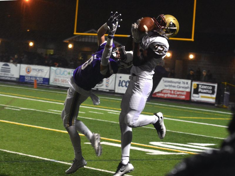 TIMES FILE PHOTO - Southridge junior wide receiver Keyvaun Eady is one of the best returning pass catchers in the Metro League.