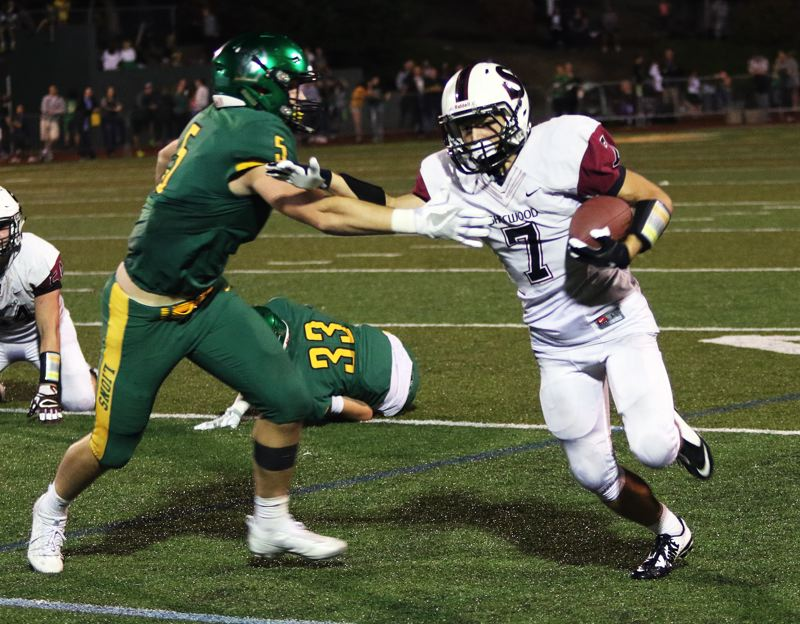 DAN BROOD - West Linn defeated Sherwood in a early-season TRL game last year. That game ended up deciding the league championship. The Lions and Bowmen are both expected to be among the contenders this year.