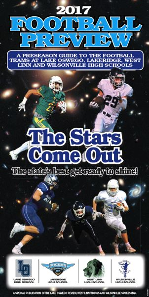 (Image is Clickable Link) Lake Oswego - West Linn - Wilsonville Football Preview 2017