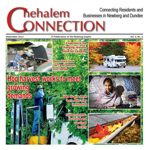 (Image is Clickable Link) Chehalem Connection September 2017