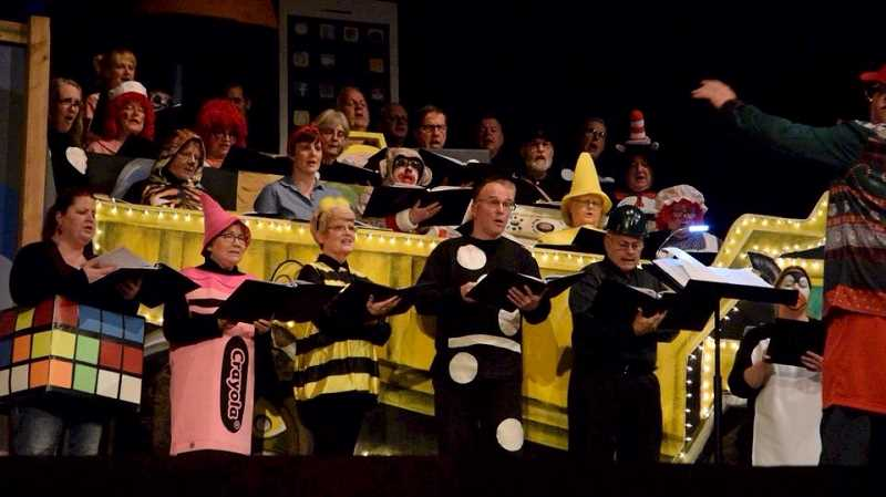 COURTESY PHOTO - The Molalla Community Choir is seeking new voices for its Christmastime choir.
