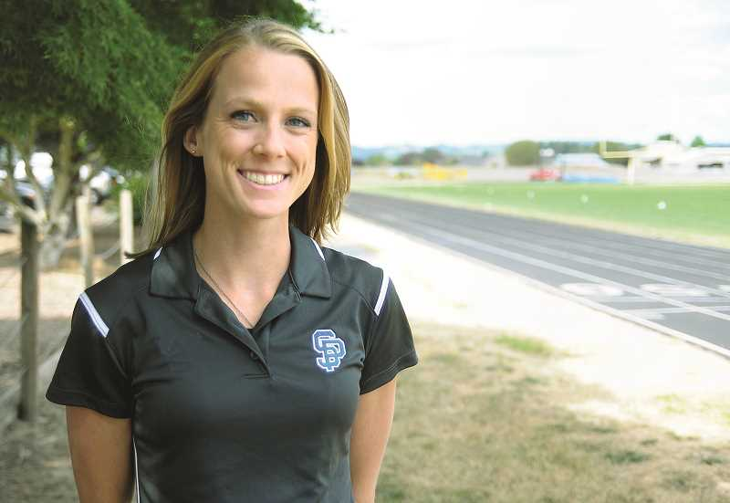 SETH GORDON - After coaching the St. Paul cross country team for the previous three seasons as an assistant, McKayla Fricker takes over the program this fall.