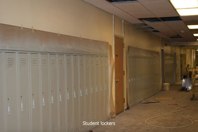 CONTRIBUTED PHOTO: OREGON TRAIL SCHOOL DISTRICT - District Superintendent Aaron Bayer said the project is now 'moving along quite nicely.'