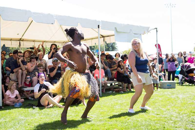 PHOTO COURTESY OF THE CITY OF BEAVERTON - Celebrate Beavertons many cultures at Beaverton International Celebration. The event takes place Saturday, Sept. 16 from 1 to 6 p.m. at the Tualatin Hills Athletic Center