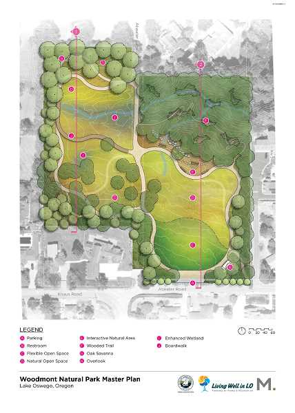 Pamplin Media Group Lake Oswego OKs Woodmont Park plan