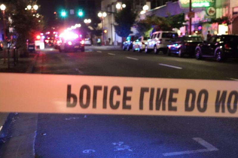 Pamplin media group police investigating shooting crash and koin 6 news violent old town incident under investigation sciox Image collections